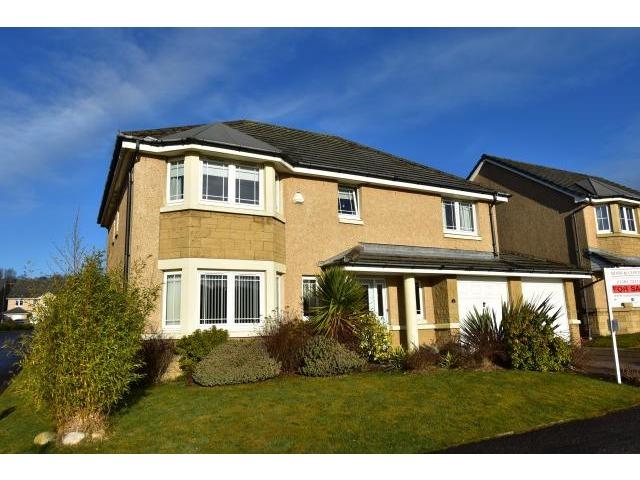 14 Tirran Drive Dunfermline Fife Ky Bedroom Detached House