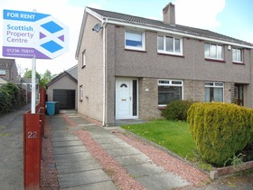 Abbey Place , Brownsburn, Airdrie, ML6 9QT