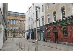 Garth Street, Merchant City, G1 1UT