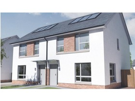 Plot 12, The Hibiscus Semi Villa, Garscadden Grove Drumchapel Place, Drumchapel, G15 6PX