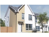 Plot 27  The Heather Semi Villa, Garscadden Grove Drumchapel Place, Drumchapel, Glasgow West, G15 6PX