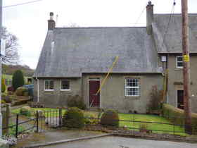 25 Springwel Brae, Broughton, Biggar, Broughton (Borders), ML12 6FE