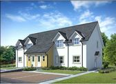 PLots 1.3, 2.1 and 2.3 -  Upper Level  (The Vrackie),Lagreach, Pitlochry, Perth and Kinross - North, PH16 5QQ