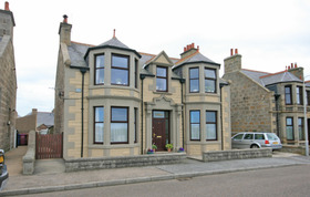 The Haven, 3 Craigbo Terrace, Portessie, Buckie, Buckie, AB56 1TP