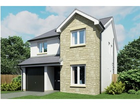 The Douglas  Plot 12, Taylor Wimpey at Kingseat, Off Kingseat Road, Dunfermline, KY12 0UN