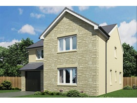 The Maxwell  Plot 3  Dual Frontage, Taylor Wimpey at Kingseat, Off Kingseat Road, Dunfermline, KY12 0UN