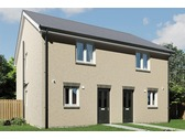 The Andrew Semi - Plot 39, Garioch View, Oldmeldrum Road, Inverurie, Aberdeenshire, AB51 6BB