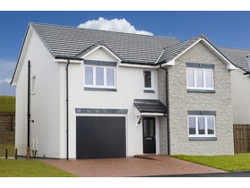 The Stewart  Plot 79, Garioch View, Oldmeldrum Road, Inverurie, AB51 6BB