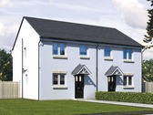 The Baird Semi - Plot 185, Almond Park, off Pinkie Road, Musselburgh, East Lothian, EH21 7TY