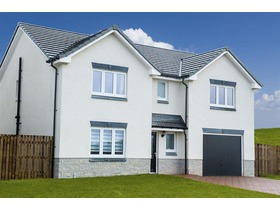 The Wallace  Plot 88, Garioch View, Oldmeldrum Road, Inverurie, AB51 6BB