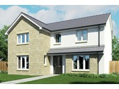 The Monro - Plot 43, Taylor Wimpey at Kingseat, Off Kingseat Road, Dunfermline, Fife, KY12 0UN