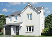 The Geddes - Plot 134, Harvieston Park, Powdermill Brae, Gorebridge, Midlothian, EH23 4HX