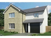 The Maxwell - Plot 36, Meadowlands, Meadowlands, Duloch, Dunfermline, KY11 8LS