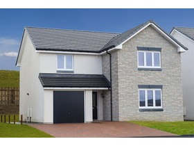 The Maxwell  Plot 85, Garioch View, Oldmeldrum Road, Inverurie, AB51 6BB