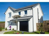 The Geddes - Plot 82, Garioch View, Oldmeldrum Road, Inverurie, Aberdeenshire, AB51 6BB