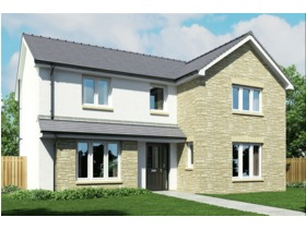 The Monro  Plot 1, Taylor Wimpey at Letham Mains, West Road, Haddington, EH41 3SS