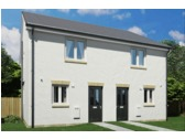 The Andrew Semi - Plot 7, Taylor Wimpey at Letham Mains, West Road, Haddington, East Lothian, EH41 3SS