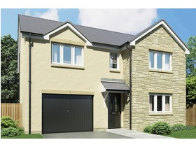 The Stewart  Plot 26, Harvieston Park, Powdermill Brae, Gorebridge, EH23 4HX