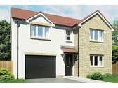 The Stewart - Plot 41, Taylor Wimpey at Kingseat, Off Kingseat Road, Dunfermline, Fife, KY12 0UN