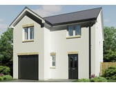 The Chalmers - Plot 348, Gospatrick Grange, Meaford Avenue, Dunbar, East Lothian, EH42 1FG
