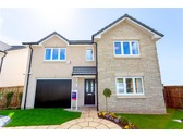 The Stewart - Plot 228, Meadowlands, Off Aberdour Road, Duloch, Dunfermline, KY11 8HP