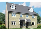 The Dunlop Mid - Plot 436, Greenlaw Mill, Mauricewood Road, Penicuik, Midlothian, EH26 0JP