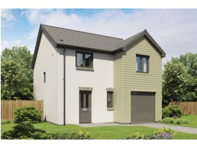 The Chalmers  Plot 409, Hopefield Gait, 164 Burnbrae Road, Bonnyrigg, EH19 3GB