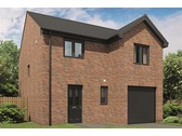 The Chalmers - Plot 78, Kinloch Green, Edinburgh, Candlemaker's Park, Gilmerton, Edinburgh South, EH17 8RJ