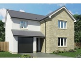 The Maxwell - Plot 121, Harvieston Park, Powdermill Brae, Gorebridge, Midlothian, EH23 4HX