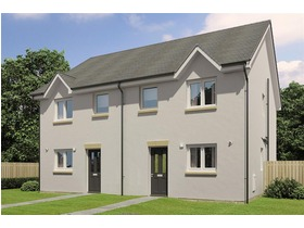 The Baxter  Plot 336, Heartlands, Cults Road, Whitburn, EH47 0SN
