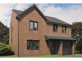 The Geddes - Plot 69, Kinloch Green, Edinburgh, Candlemaker's Park, Gilmerton, Edinburgh South, EH17 8RJ