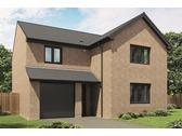 The Maxwell - Plot 90, Kinloch Green, Edinburgh, Candlemaker's Park, Gilmerton, Edinburgh South, EH17 8RJ