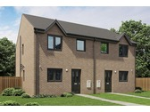 The Baxter - Plot 105, Kinloch Green, Edinburgh, Candlemaker's Park, Gilmerton, Edinburgh South, EH17 8RJ