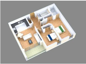 Plot 47 The Waterfront Apartments , Lochee East, DD2 1UG