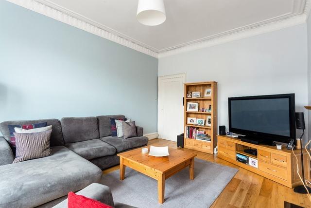 3 bedroom flat for sale, 78/7 Brunswick Street, Leith ...