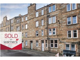 15 3f1 Gibson Terrace, Polwarth, EH11 1AT