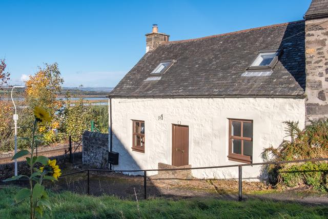 12 Clinton Street Newburgh Fife Ky Bedroom End Terraced House For Sale
