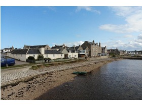 Waterfront, Findhorn, Forres, IV36 3YE